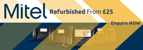 Mitel Refurbished Products From £25