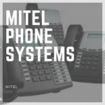 mitel phone systems homepage