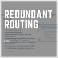 redundant routing