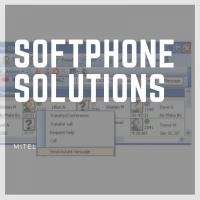 softphone solutions homepage
