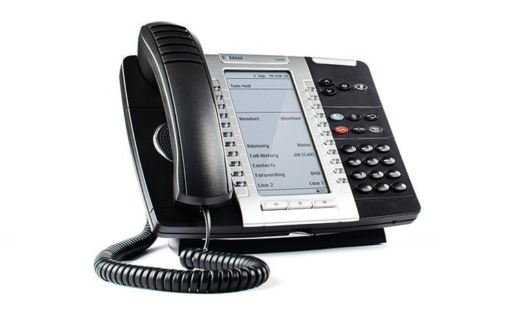 Mitel MiVoice 5340e IP Phone