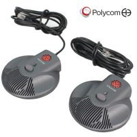 Polycom Extension Microphones 2 Kit for Soundstation2 EX