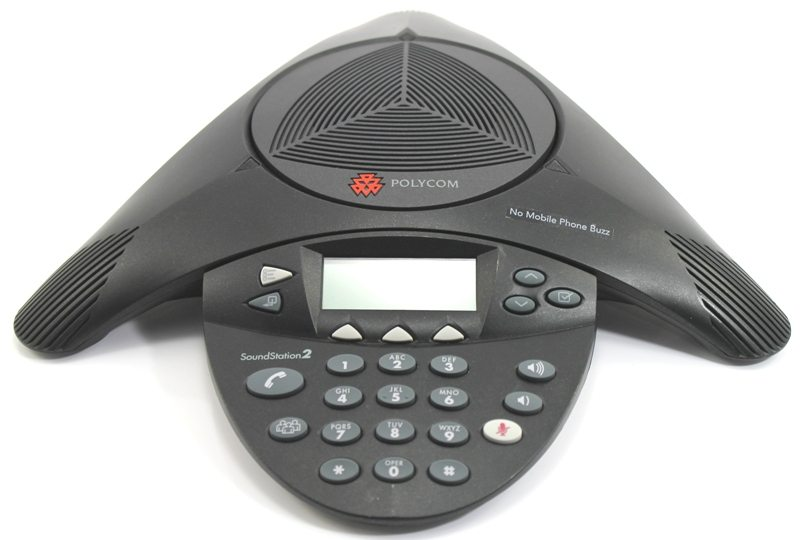 Polycom Soundstation 2 Conference Telephone non Expandable