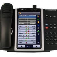 mitel bluetooth headset and module